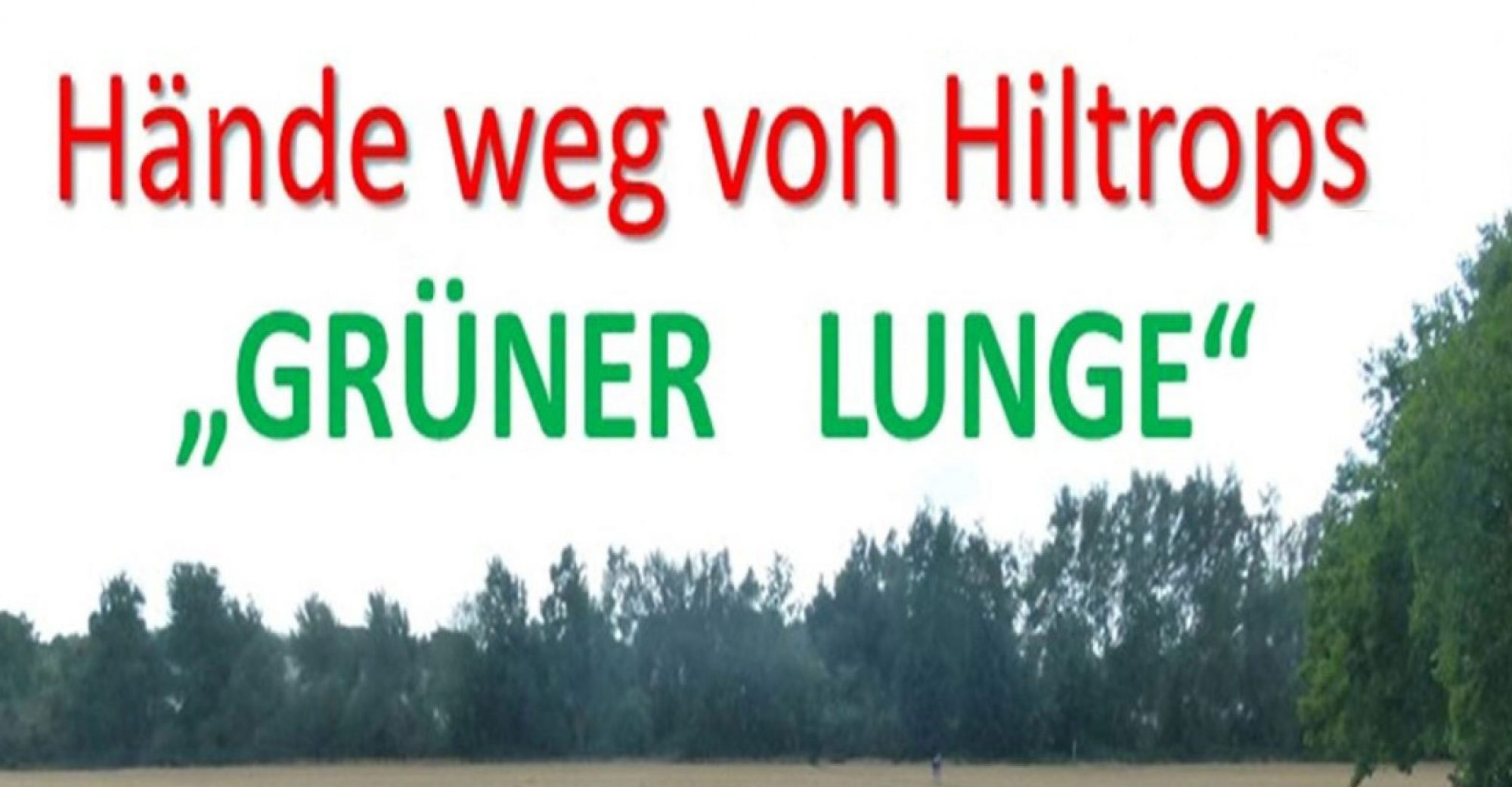 Hiltroper Feld
